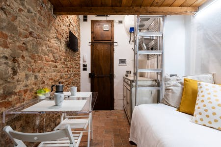 Apartment for rent from 15 Dec 2019 (Via dell'Agnolo, Florence)