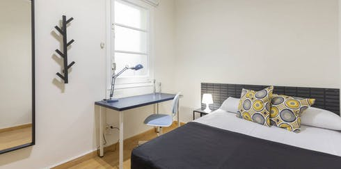 Chambre privée à partir du 30 Jun 2020 (Calle del Duque, Madrid)