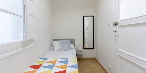 Quarto privativos para alugar desde 05 Jan 2020 (Calle del Duque, Madrid)