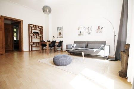 Apartment for rent from 14 Jan 2020 (Bänschstraße, Berlin)