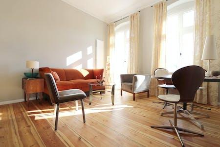 Appartement à partir du 02 Feb 2020 (Gaudystraße, Berlin)