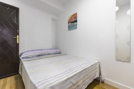 Private room for rent from 22 Jan 2020 (Calle de Cedaceros, Madrid)