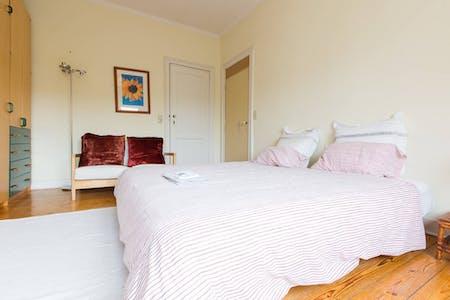 Chambre privée à partir du 12 Jan 2020 (Avenue de la Jonction, Saint-Gilles)