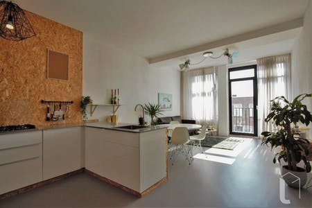 Apartment for rent from 31 Aug 2019 (Benthuizerstraat, Rotterdam)