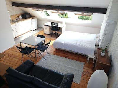 Apartamento de alquiler desde 01 Sep 2021 (Avenue de la Jonction, Saint-Gilles)