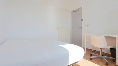 单人间租从01 Feb 2020 (Rue Porselein, Anderlecht)