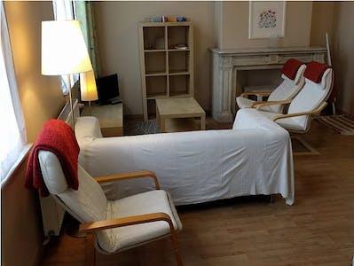 Apartment for rent from 01 Sep 2019 (Rue Marie-Thérèse, Saint-Josse-ten-Noode)