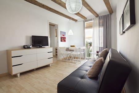 Wohnung zur Miete ab 23 Mai 2020 (Carrer d'Allada Vermell, Barcelona)