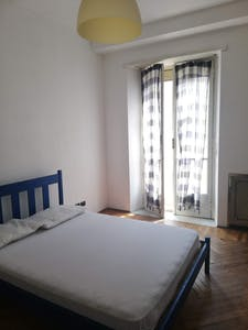 Quarto privado para alugar desde 01 Aug 2020 (Via Bernardino Galliari, Turin)
