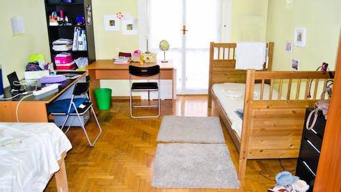 Gedeelde kamer te huur vanaf 01 sep. 2020 (Via Luisa Battistotti Sassi, Milan)