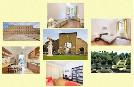 Apartment for rent from 21 Dec 2019 (Via dei Serragli, Florence)