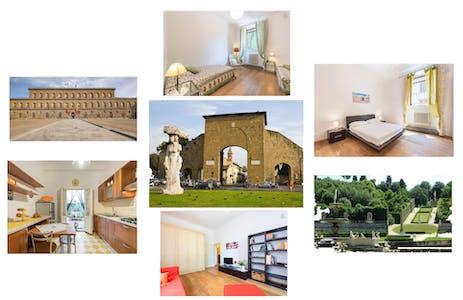 Apartamento de alquiler desde 22 Jan 2020 (Via dei Serragli, Florence)