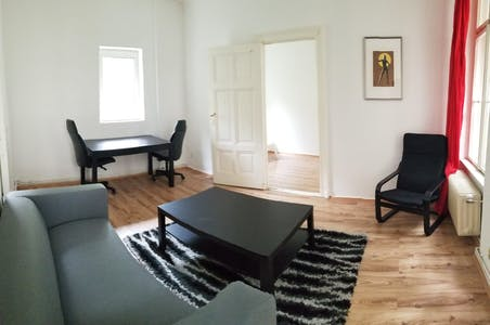 Apartment for rent from 01 Aug 2020 (Spandauer Damm, Berlin)