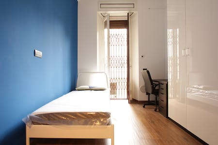 Private room for rent from 16 Feb 2020 (Viale Romagna, Milan)
