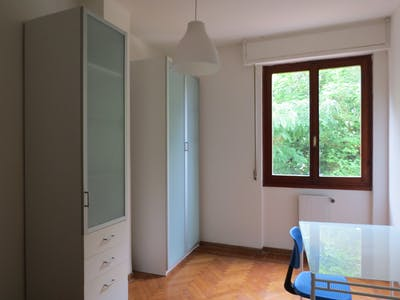 Private room for rent from 16 Dec 2019 (Via San Giuseppe Benedetto Cottolengo, Pisa)