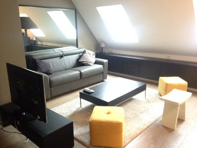 Apartment for rent from 24 May 2020 (Quai des Bateliers, Strasbourg)