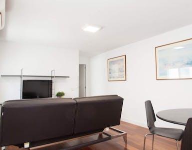 Appartamento in affitto a partire dal 17 Dec 2019 (Calle de Mesonero Romanos, Madrid)
