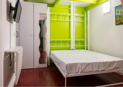 Apartment for rent from 30 Dec 2019 (Calle de Lavapiés, Madrid)