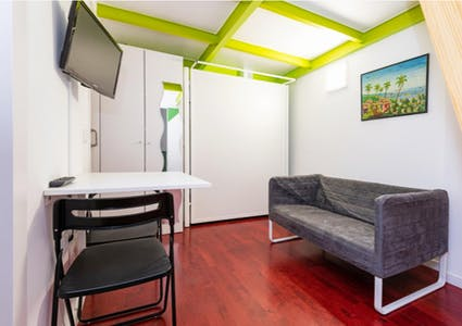Apartment for rent from 02 Jan 2020 (Calle de Lavapiés, Madrid)