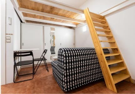 Apartment for rent from 21 Jan 2020 (Calle de Lavapiés, Madrid)