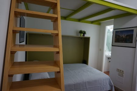 Apartment for rent from 01 Jan 2020 (Calle de Lavapiés, Madrid)
