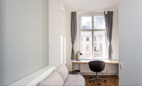 Private room for rent from 04 Feb 2020 (Grunewaldstraße, Berlin)