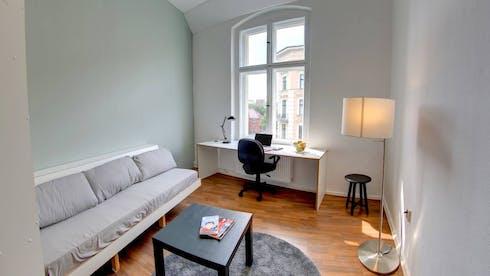 Privé kamer te huur vanaf 04 Feb 2020 (Grunewaldstraße, Berlin)