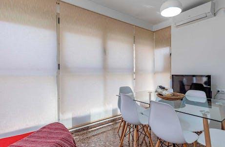 WG-Zimmer zur Miete ab 26 Feb. 2020 (Carrer Pere Cabanes, Valencia)