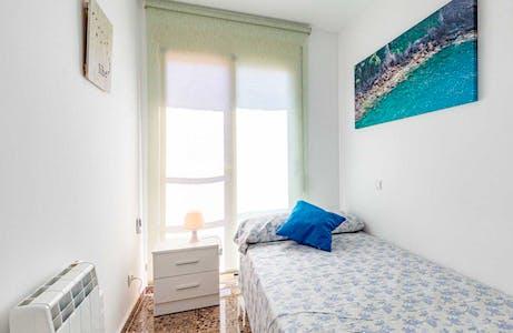 WG-Zimmer zur Miete ab 16 Juli 2020 (Carrer Pere Cabanes, Valencia)