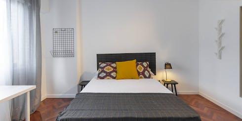 Habitación privada de alquiler desde 30 abr. 2020 (Calle José Silva, Madrid)