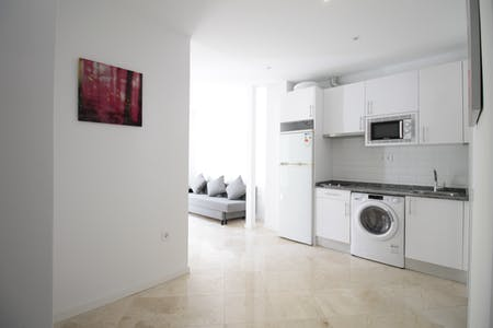 Apartment for rent from 01 Feb 2020 (Calle de Antonio Zamora, Madrid)