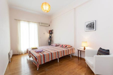 Apartment for rent from 23 Nov 2020 (Timotheou, Athens)