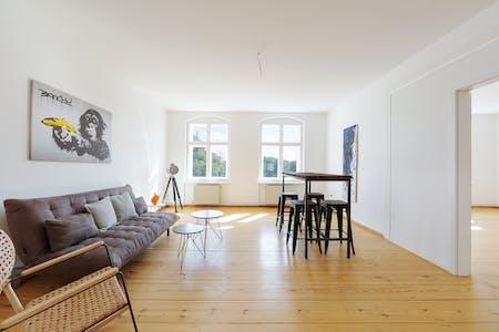 Private room for rent from 01 Jan 2020 (Waldstraße, Berlin)