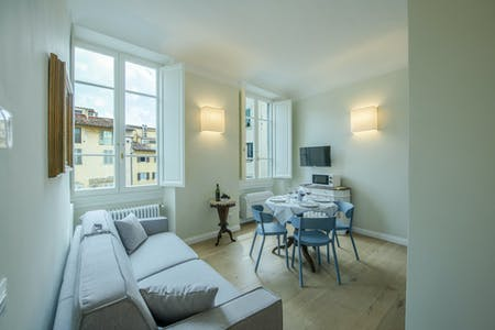 Apartment for rent from 24 Jan 2020 (Piazza Gaetano Salvemini, Florence)