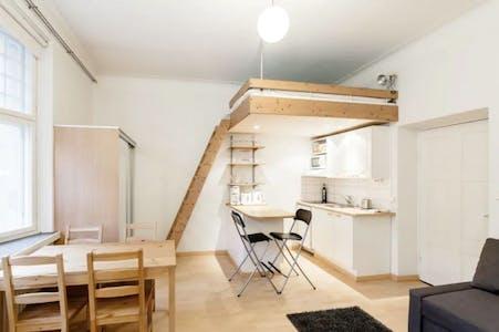 Wohnung zur Miete ab 10 Apr. 2020 (Runeberginkatu, Helsinki)