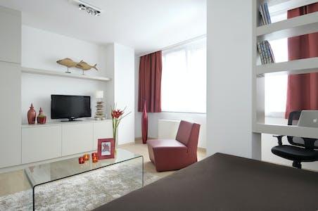 Wohnung zur Miete ab 01 Apr. 2020 (Rue du Marché aux Poulets, Brussels)