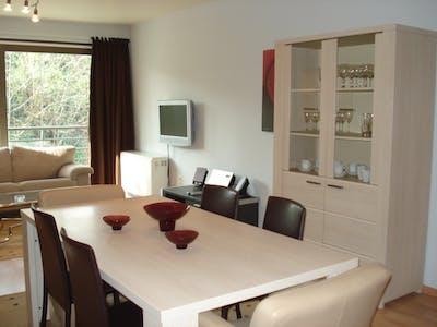 Wohnung zur Miete ab 20 Feb. 2020 (Avenue Tedesco, Auderghem)
