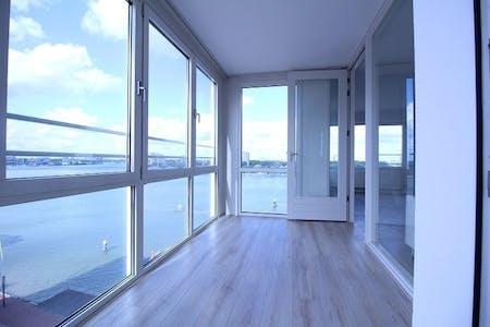 Appartement à partir du 16 Sep 2020 (Piet Smitkade, Rotterdam)