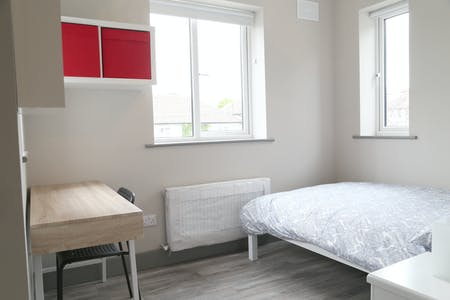 Private room for rent from 15 Sep 2019 (The Rise, Dublin)