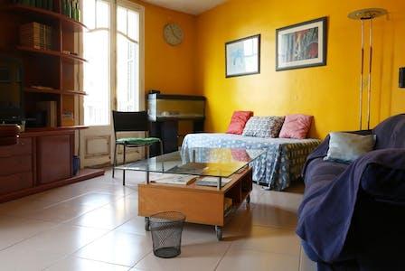 Apartment for rent from 16 Feb 2020 (Avinguda del Paral.lel, Barcelona)