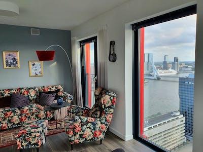 整套公寓租从01 Mar 2020 (Wijnbrugstraat, Rotterdam)