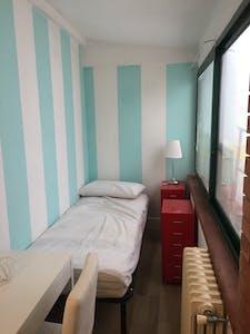 共用的房间租从25 2月 2020 (Via dei Serragli, Florence)