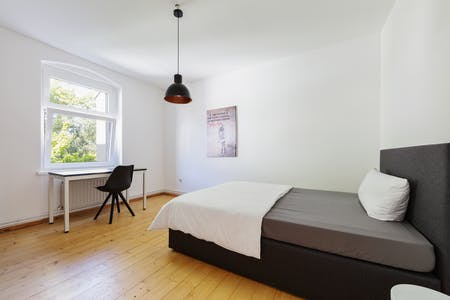 Private room for rent from 01 Jan 2021 (Waldstraße, Berlin)