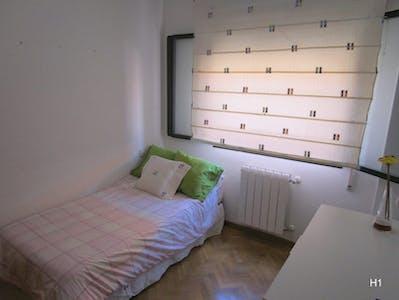 Wohnung zur Miete von 01 Aug 2020 (Calle del Panizo, Madrid)