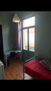 WG-Zimmer zur Miete ab 01 Juli 2020 (Rue Émile Banning, Ixelles)