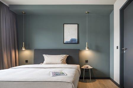 Appartement te huur vanaf 19 feb. 2020 (Taunusstraße, Frankfurt am Main)