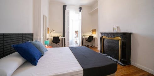 Private room for rent from 30 Jun 2020 (Calle de Fuencarral, Madrid)