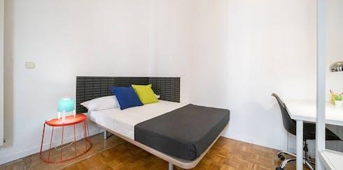 Habitación privada de alquiler desde 30 Jun 2020 (Calle de Fuencarral, Madrid)