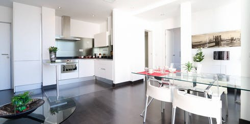 Apartamento para alugar desde 02 mar 2021 (Calle Pérez Galdós, Madrid)