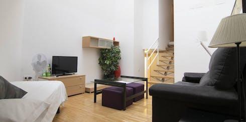 Apartamento para alugar desde 01 Jun 2020 (Calle del Conde de Romanones, Madrid)